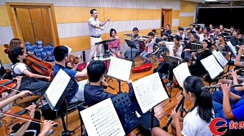 """用音乐开启未来人生,""""MISA""""学生节日乐队素描"""
