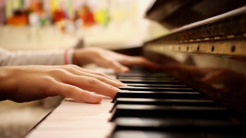 我与日本钢琴先生
