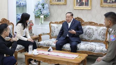 """道歉了!泰国副总理就翻覆游船乘客系""""零元团""""言论说对不起"""