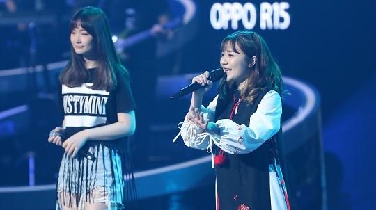 《中国好声音》 打包安琪:小众音乐,缺少大范围传播的机会