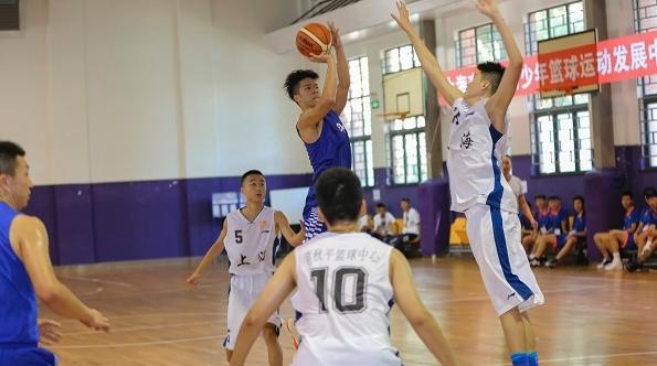 U15篮球邀请赛开幕 李秋平:为选材拓宽渠道