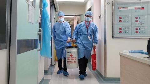 9岁女孩今日获新生!上海首例脐带血造血干细胞移植治疗高IgE综合征获得成功