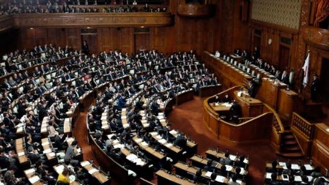 48年来日本首次增加参院议席数