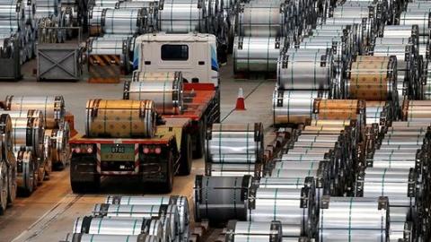 欧盟今起对部分进口钢铁产品实施临时保障措施