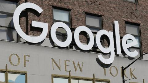 """""""靠安卓搞垄断"""" 谷歌被罚43亿欧元"""
