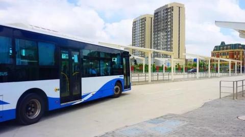 等车坐车更便捷!浦东新建7大公交枢纽,16条线路可扫码乘车