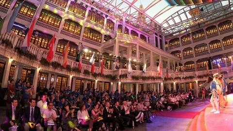 第十届上海国际友好城市青少年夏令营开营 参加城市和人数达历届之最