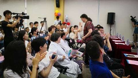 """新时代新作为新篇章丨80位移植康复患儿今回""""娘家"""" 沪首启儿童再生障碍性贫血专项救助基金"""