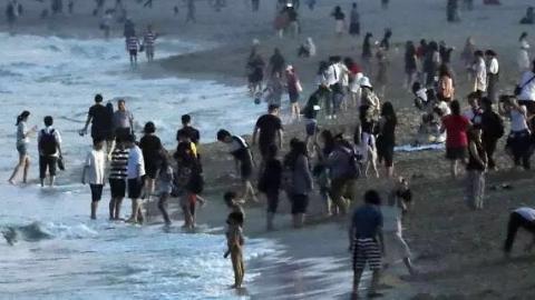韩国昨最低气温创下111年以来的最高值
