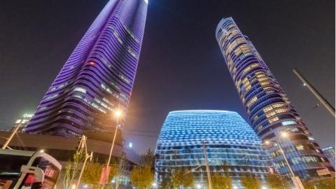 """打造""""上海航运服务""""核心品牌 虹口今发布提升城区能级和核心竞争力实施意见"""
