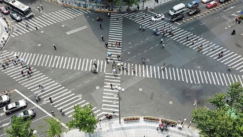 """上海448处规范行人和非机动车交通行为""""样板""""7月测评结果公布"""