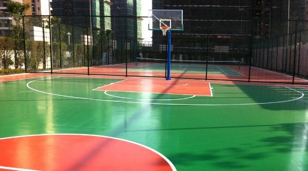 静安雕塑公园篮球场什么时候修缮?答复来了!