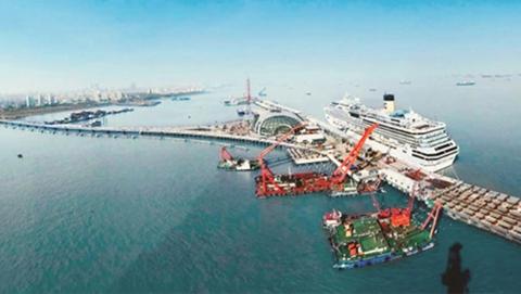 """宝山2035规划:形成""""一带两轴三分区""""空间格局,吴淞成为市级副中心"""
