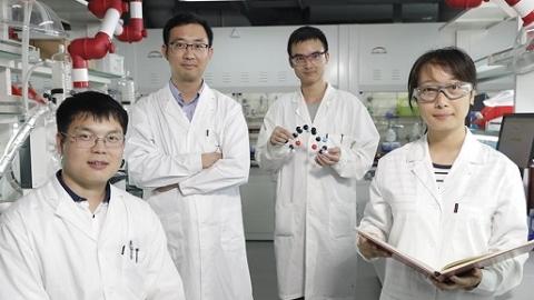 科学难题被攻克!上科大团队创室温甲烷绿色转化新突破