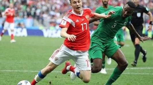 世界杯表现出色引发欧洲俱乐部青睐 戈洛文转会摩纳哥
