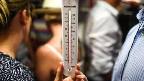 40度的伦敦地铁要装空调? 再等12年吧