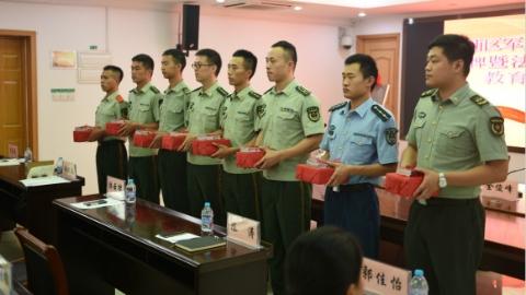 青浦军人军属法律援助工作站今揭牌     法律、科技、文化、教育拥军行动同时启动