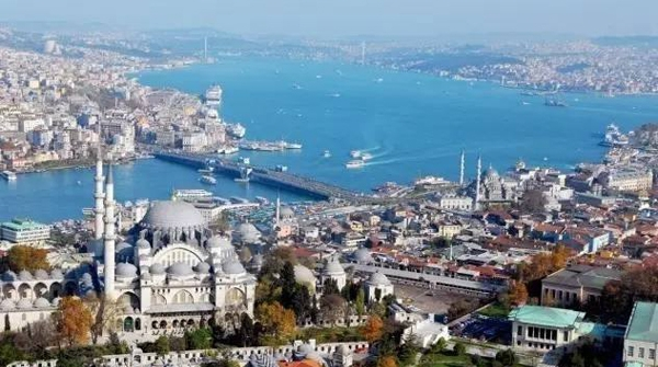 跨欧亚两洲的城市