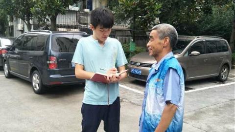 沪上目前最年轻居委会主任诞生:来认识下这位25岁的小巷总理吧!