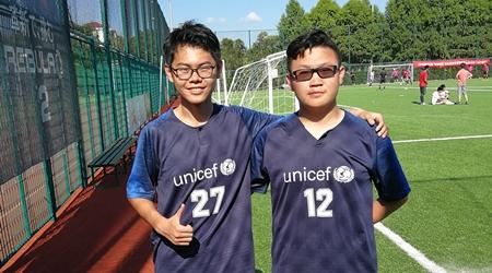 那些年,他们与新民晚报杯暑期中学生足球赛的第一次亲密接触