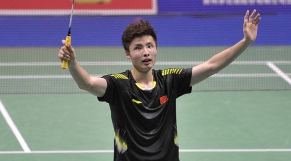 后生可畏!22岁小将石宇奇成中国羽毛球男单头号主力