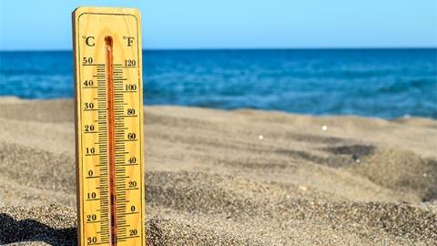 北半球持续高温天气  国际气象组织称温室气体排放导致全球气候变暖