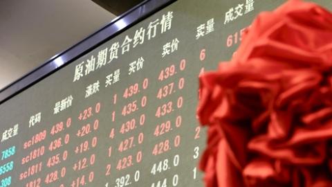 上海标志性首创案例征集|上海原油期货上市4个月累计成交3.67万亿元