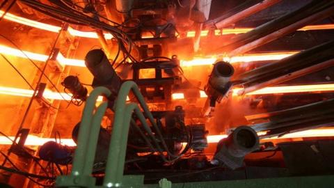 何亮亮:钢铁是这样炼成的