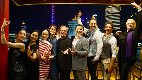 是什么让芭蕾大师们在上海找到回家的感觉?