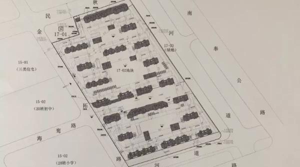 这个地块拟建22栋住宅!项目设计方案公示中,赶紧来看