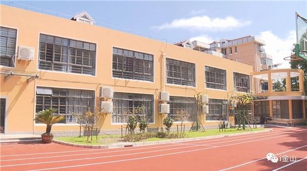 速围观!金山这个地方的居家养老服务中心改造好了!