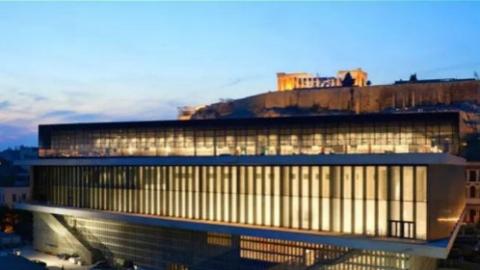 """8月""""满月日"""",希腊132个博物馆免费开放"""