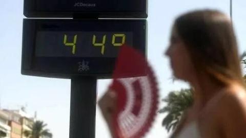 热浪何时消退?西班牙高温已致9人死亡