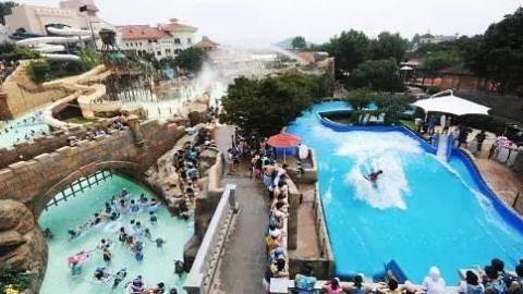 汗液、尿液……韩国大型水上乐园的水质一言难尽