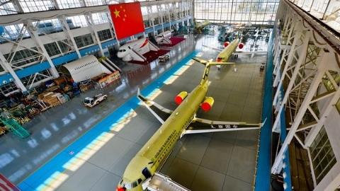 改革开放再出发 | 天空中画出美丽中国弧