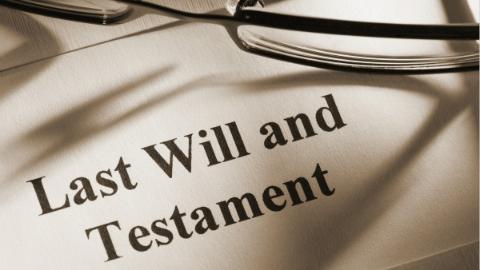 老人去世留下10万元存款一套房 法院为何判给老人侄子继承?