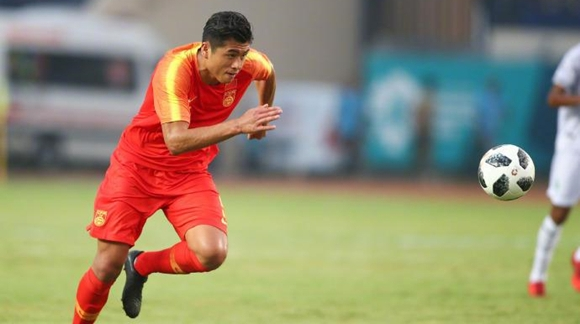 近9场狂轰8球,未来几年中国男足主力中锋恐怕非他莫属!