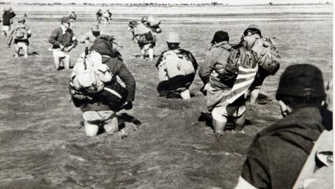 惨烈的后卫搏杀 1937年淞沪会战的最后高潮