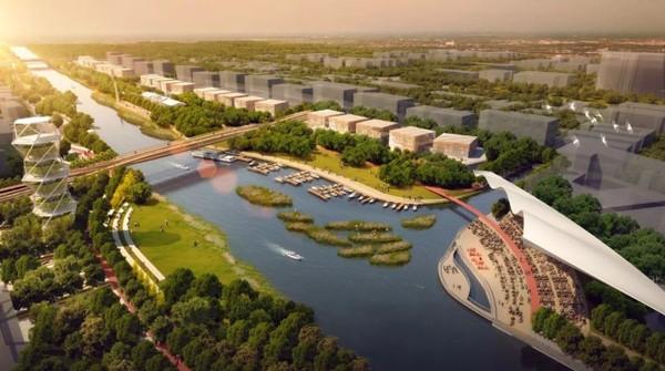 7000亩林地中央建剧院、300年水上长城造公园……奉贤秘境等你来!