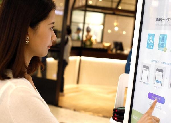 支付宝的刷脸支付已具备商业化条件,方便人们的生活也很安全.JPG