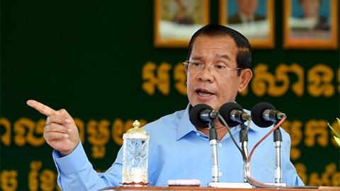 柬埔寨国会选举正式结果出炉:执政的人民党获全部125个议席