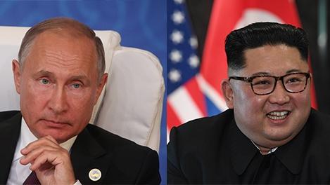 普京与金正恩互致贺电 准备尽快会晤