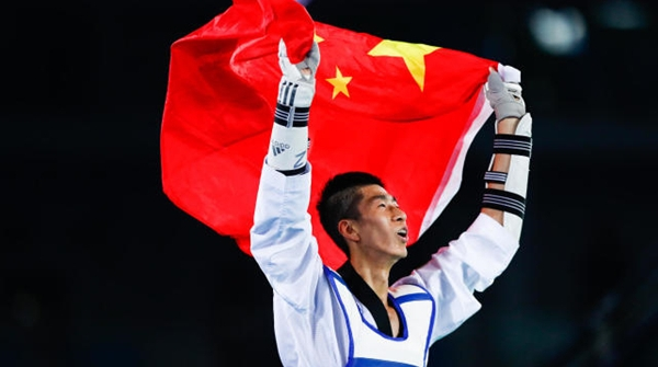 跆拳道奥运冠军赵帅将担任亚运会中国代表团旗手