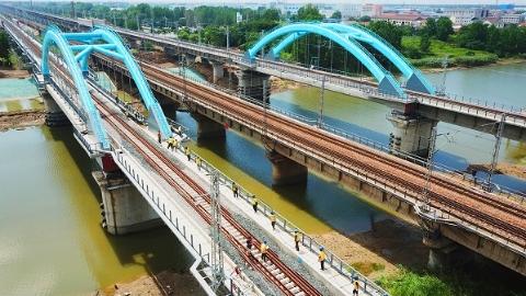 青盐铁路连云港至盐城段今起联调联试 未来经盐通、沪通铁路可直达上海