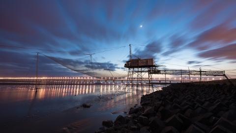 东海大桥进一步限速至30公里/小时 多条轮渡停航