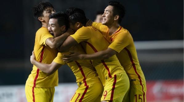 U23国足3-0大胜叙利亚 !但两场比赛一个套路,该变变了!