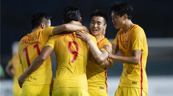 U23国足争气!赢下亚运会关键之战,提前小组出线