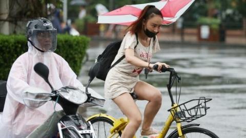 雨一直下,上班路途艰辛……台风天迟到要扣钱吗?