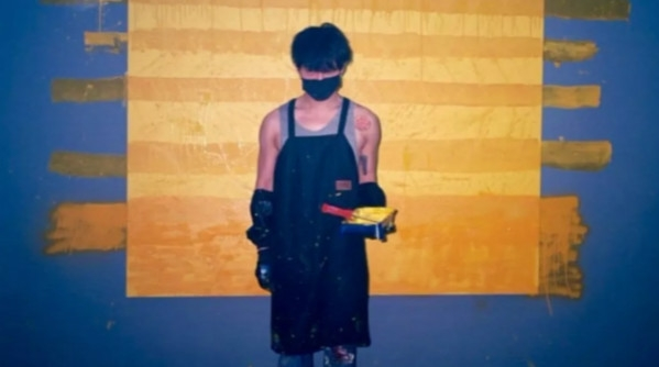 BIGBANG10周年大展首展上海 权志龙亲手制作艺术品