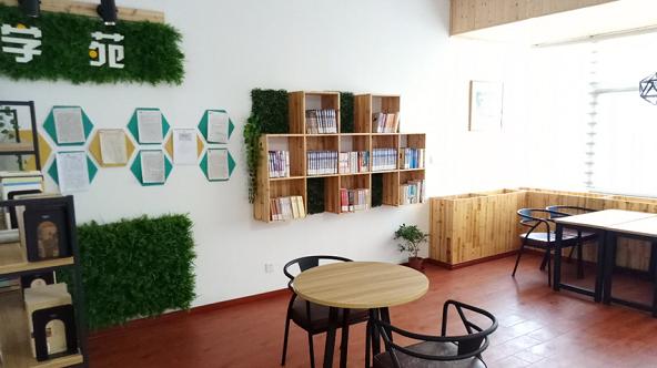 农家书屋故事多6|讲习中心兼顾农家书屋,带动全村共营书香氛围